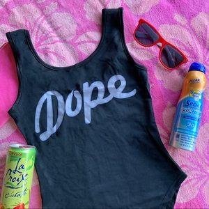 Other - Flirty Boho Urban Dope Festival Beachy Monokini
